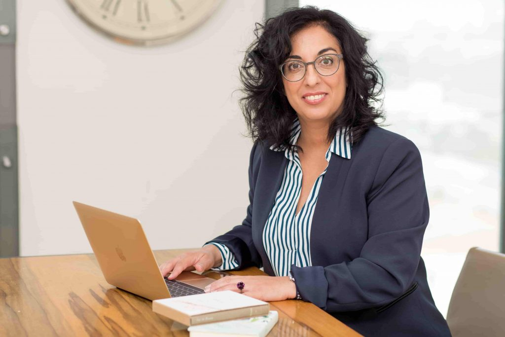 Yael Saidian a registered patent attorney