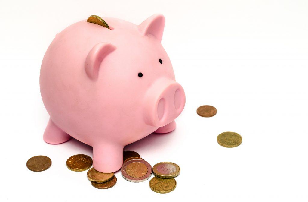 money-pink-coins-pig